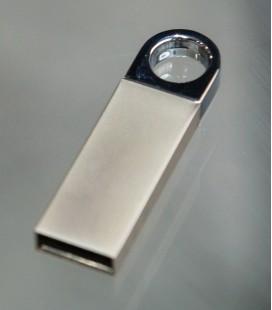 USB ACIER 16 Go 2.0