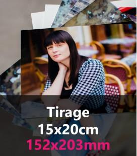 TIRAGE PHOTO 15x20