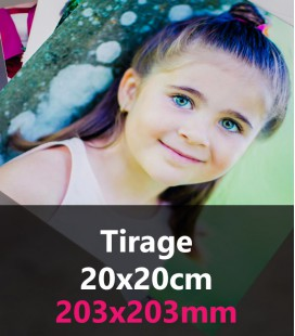 TIRAGES CARRES 20x20
