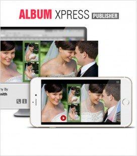 DGFLICK Album Xpress Publisher