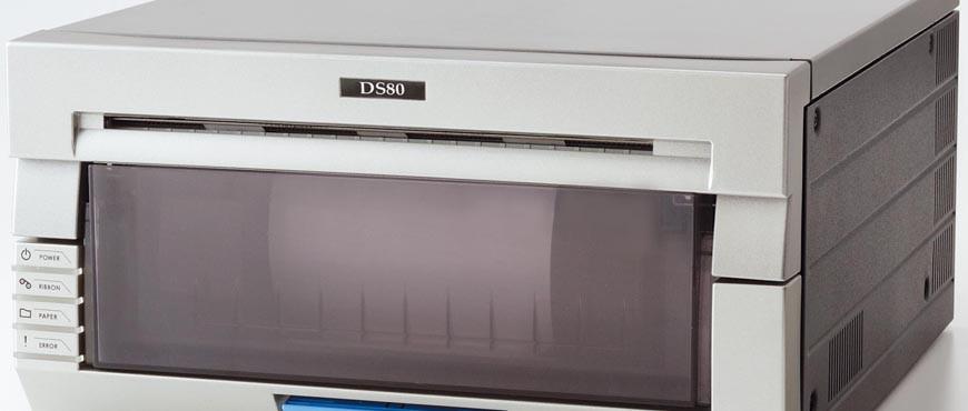 DNP KIT D'IMPRESSION DS80
