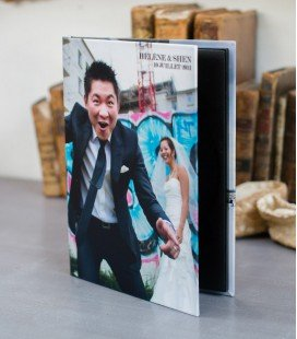 COFFRET DVD PERSO SIMPLE PORTRAIT