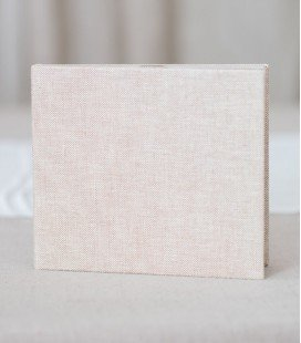 PACK COFFRET DVD LIN CARRÉE SIMPLE BEIGE