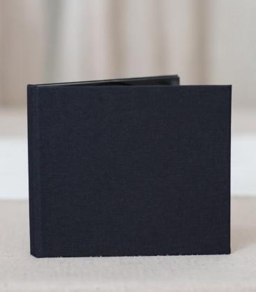 COFFRET DVD LIN CARRÉE SIMPLE NOIR