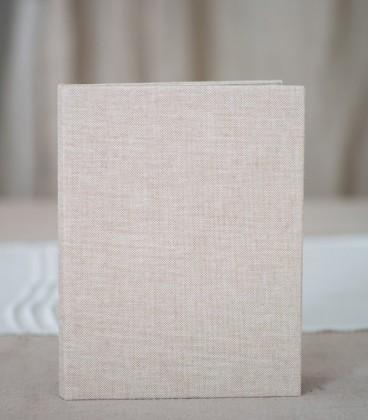 COFFRET DVD LIN PORTRAIT SIMPLE BEIGE