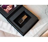 COFFRET USB LIN FRAME - USB 8 Go CRYSTAL