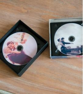 BOITE DVD VINTAGE DOUBLE