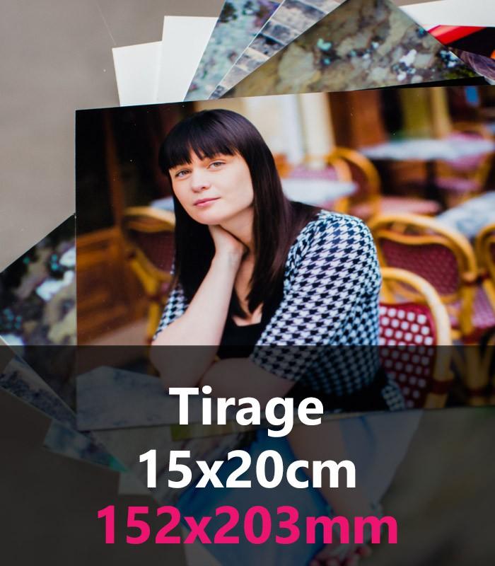 Tirage Photo 15x20 Crea Livre Labo Photo Pro Paris