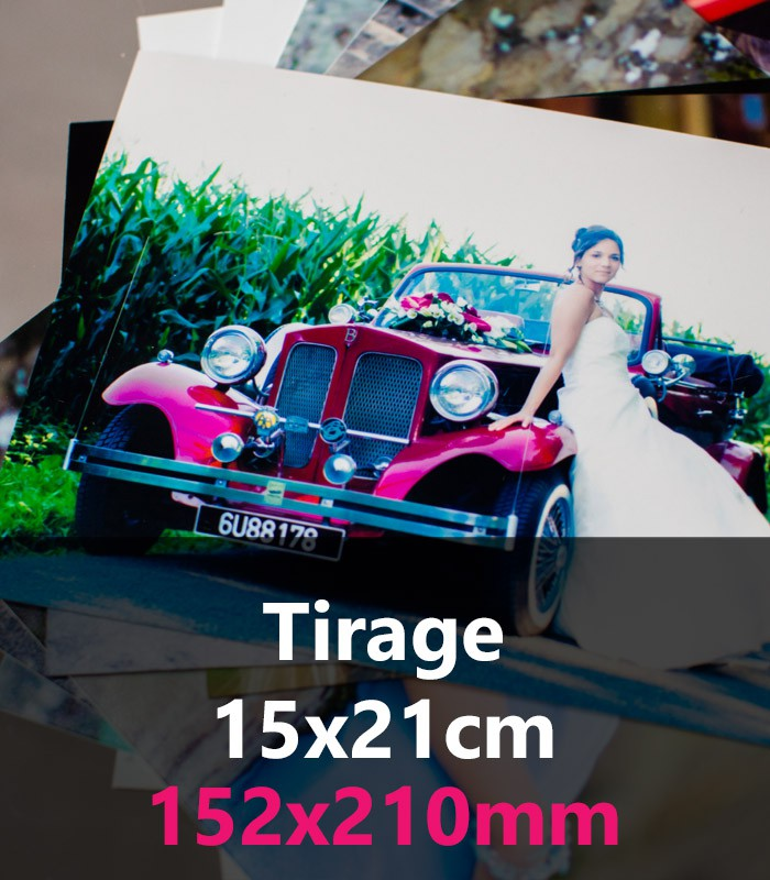Tirage Photo 15x21 Crea Livre Labo Photo Pro Paris