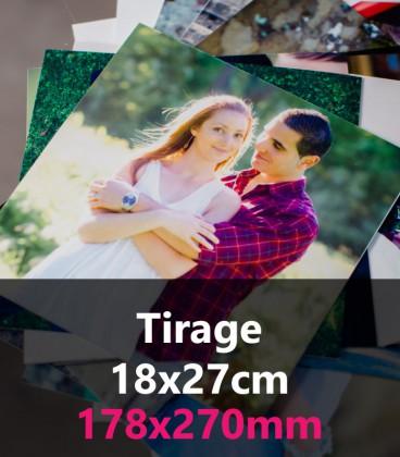 TIRAGE PHOTO 18x27
