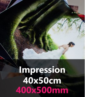 AGRANDISSEMENT 40x50