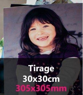 TIRAGES CARRES 30x30