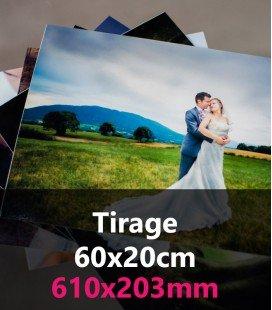 TIRAGE PANORAMIQUE 60x20