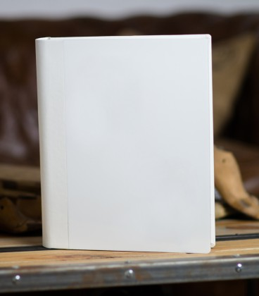 LIVRE PLEXI WHITE 15X20