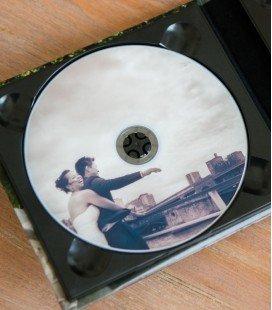 IMPRESSION DVD DOUBLE COUCHE 8.5GO