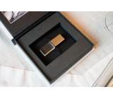 COFFRET USB FRAME PERSONNALISEE - USB CRISTAL 16 Go