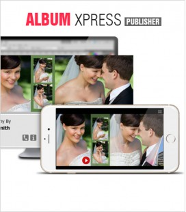 DGFLICK Album Xpress Publisher