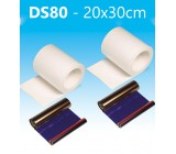 DNP KIT D'IMPRESSION DS80 20X30CM