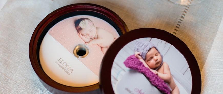 BOITE CD-DVD CHROMALUX